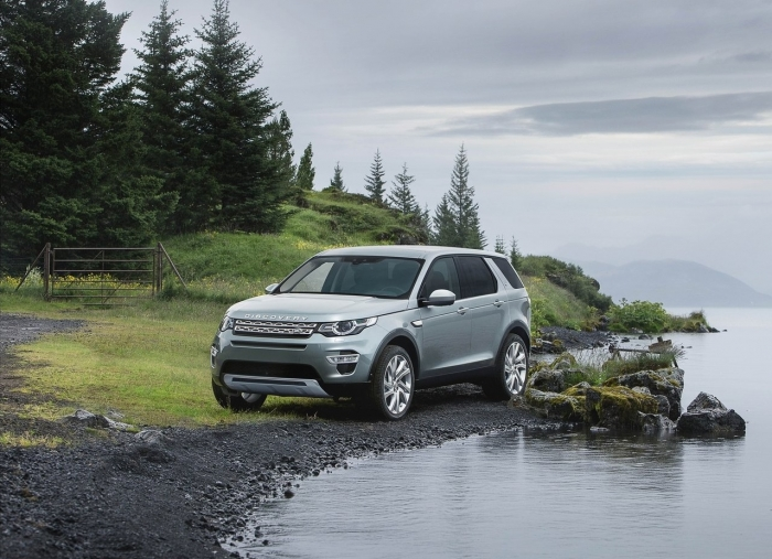 Land Rover Discovery Sport 2014 – фотография 1