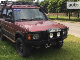 Land Rover Discovery 1992
