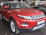 Land Rover Evoque Coupe                                            2011