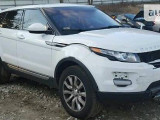 Land Rover Evoque 4WD                                            2015