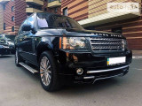 Land Rover Range Rover 5.0 Autobiography                                             2011