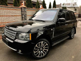 Land Rover Range Rover Supercharged 510                                             2011